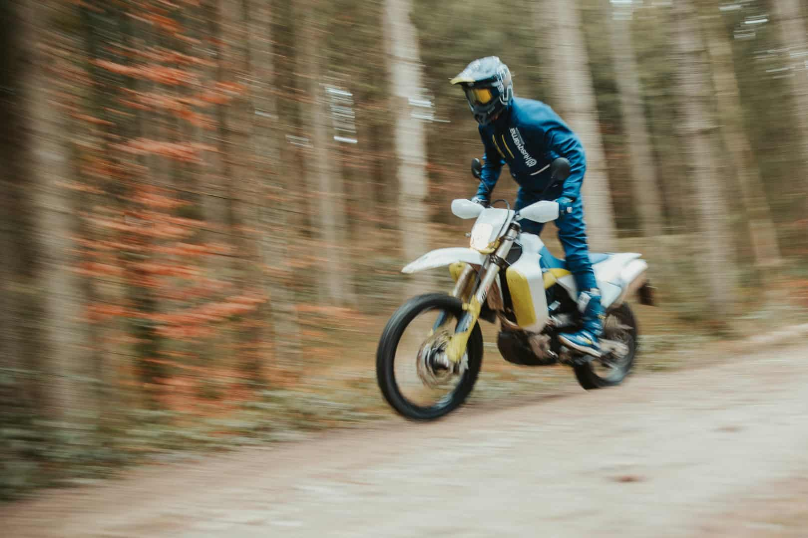 2020 Husqvarna 701 Enduro LR Off-Road