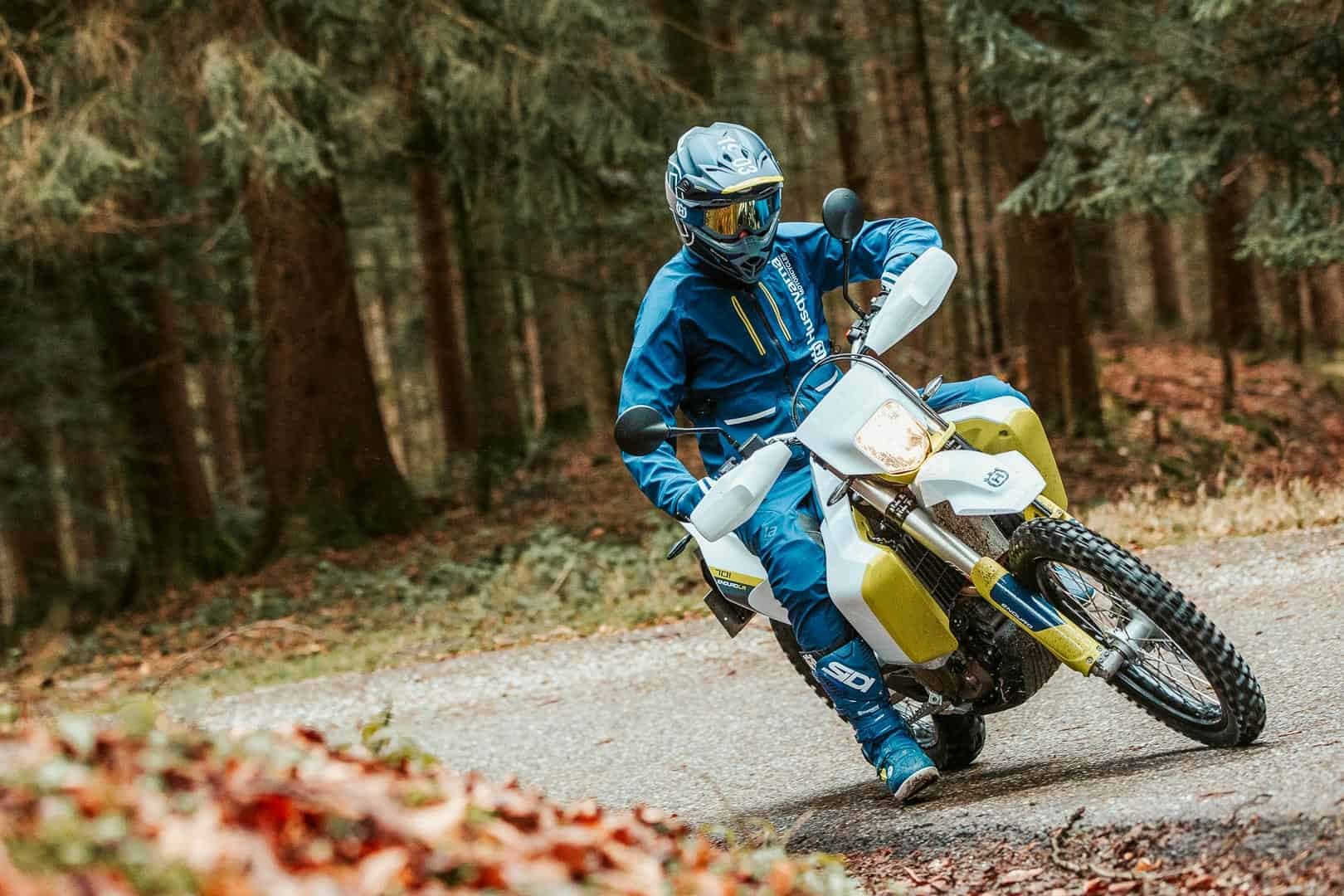 2020 Husqvarna 701 Enduro LR On Road