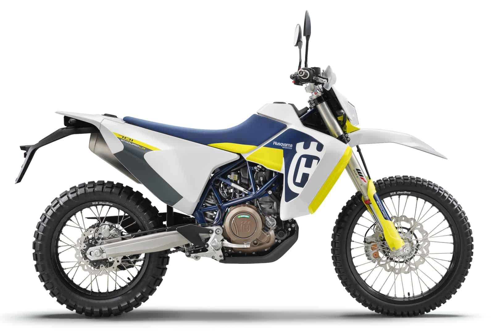 Husqvarna 701 Enduro LR Side View