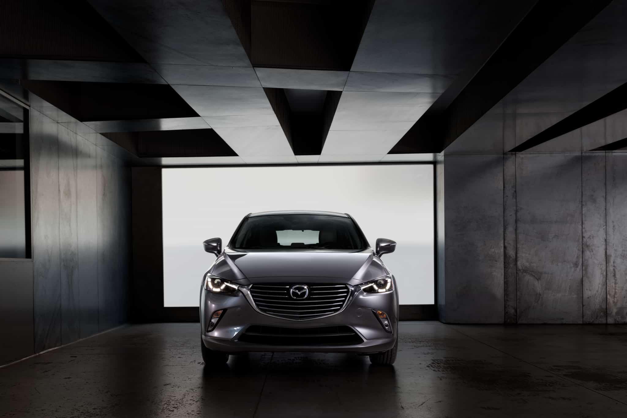 Mazda CX-3 cheapest new suv 2020