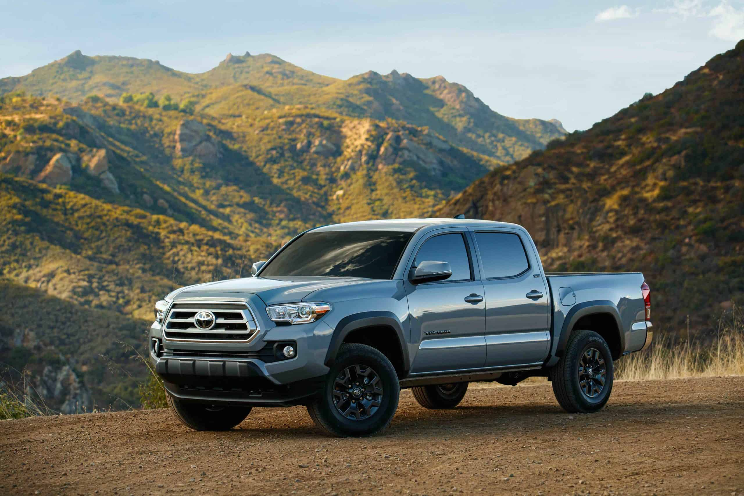 2021 Toyota Tacoma Trail Special Edition
