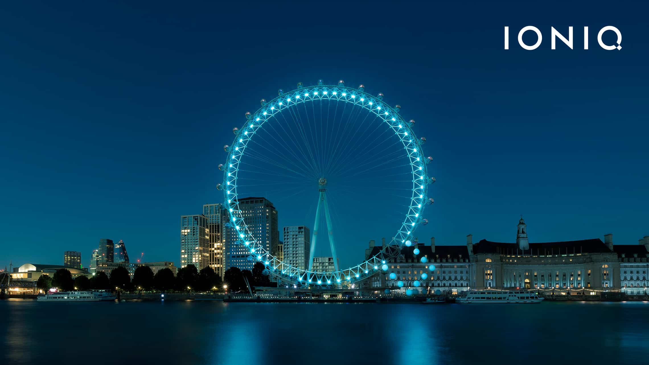 Hyundai IONIQ London Eye