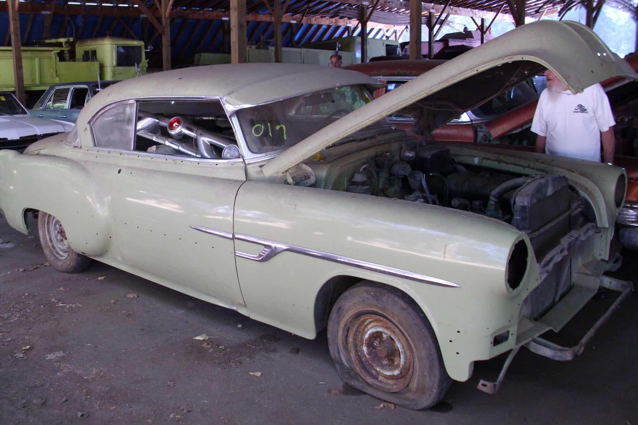 1953 Pontiac Restoration