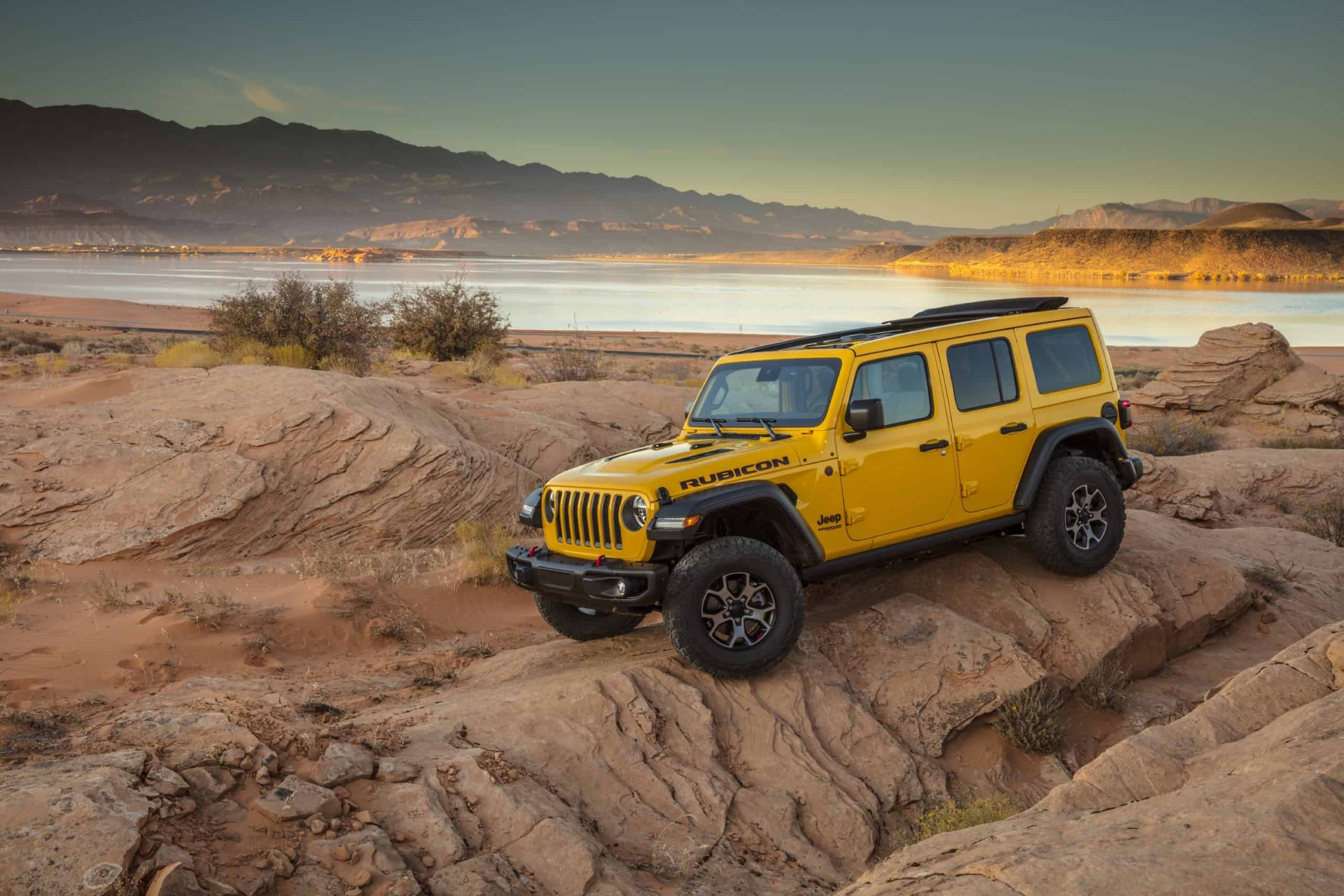 2020 Jeep Wrangler Rubicon EcoDiesel COVID car sales