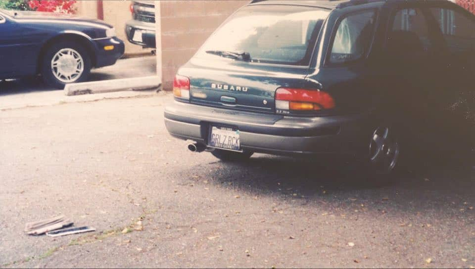 1997 Subaru Outback Impreza: 'Fernando'
