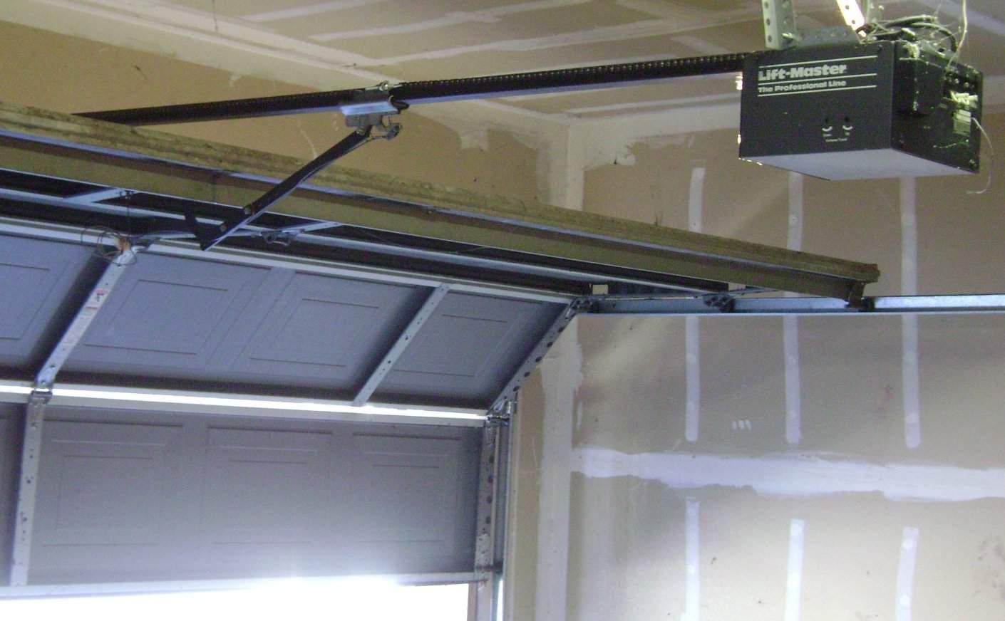 lubricate garage door