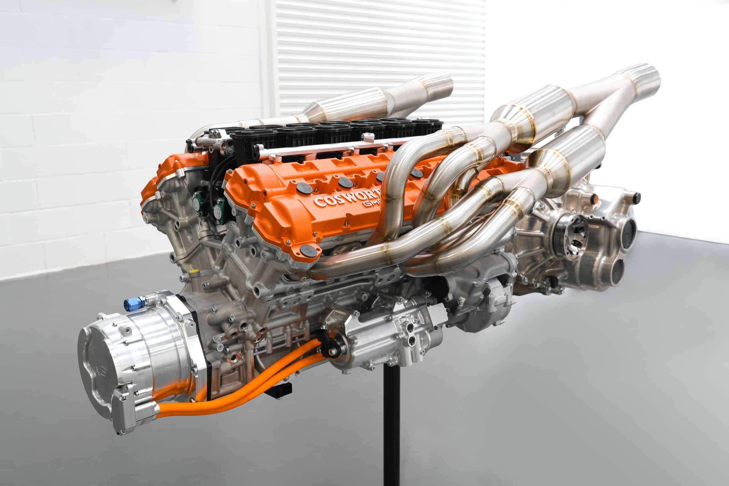 Cosworth GMA T.50 V12 engine