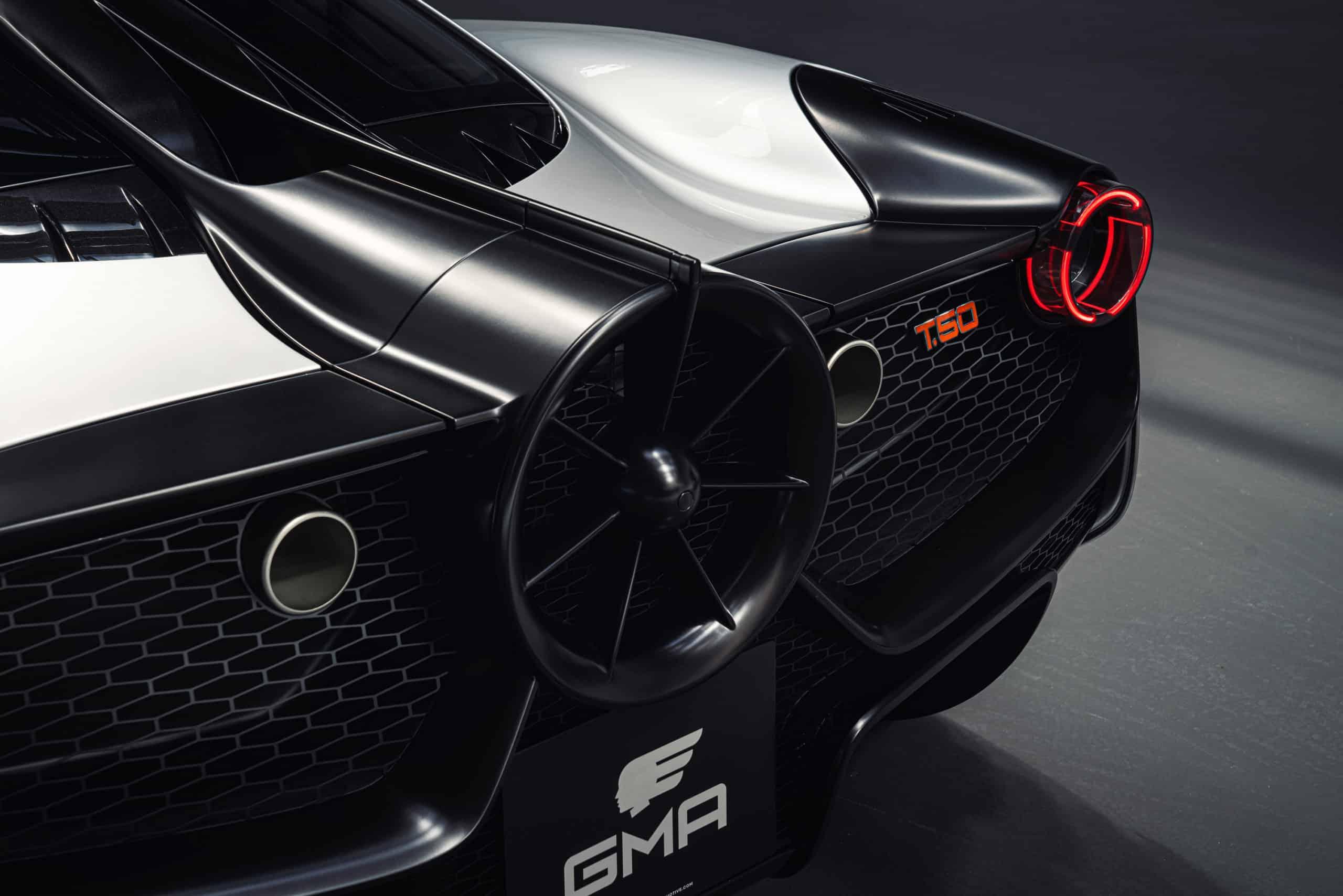 Gordon Murry Automotive T.50 FIAS