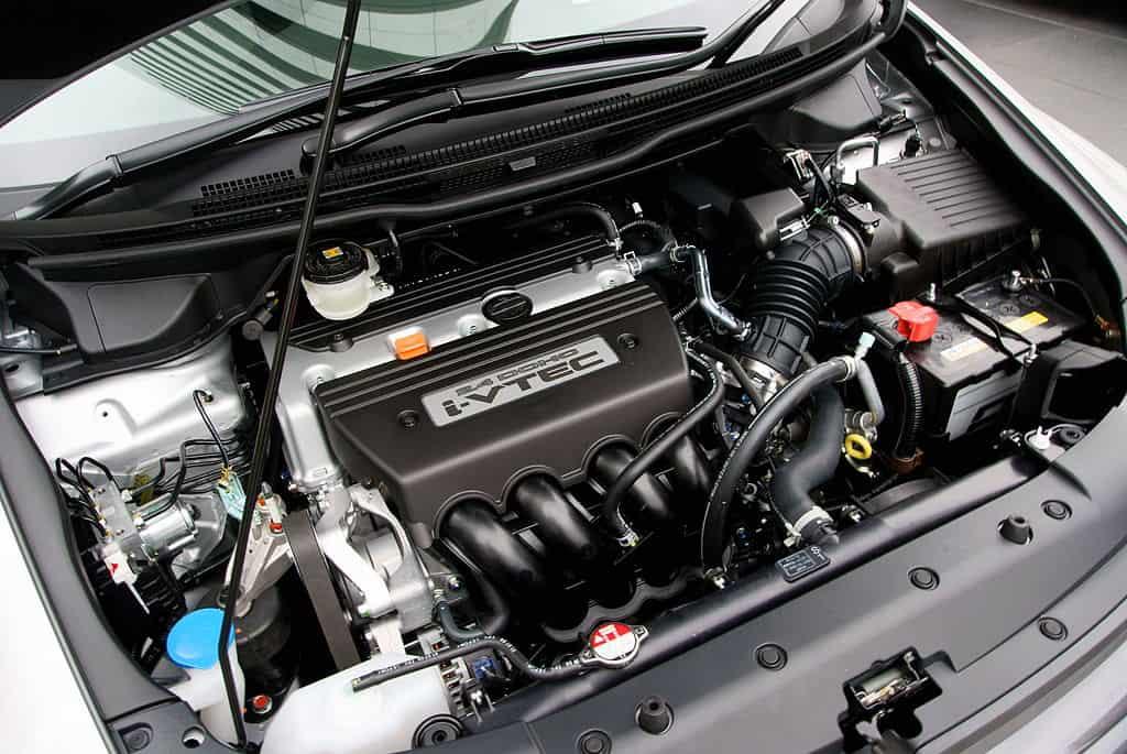 modern honda K24A engine