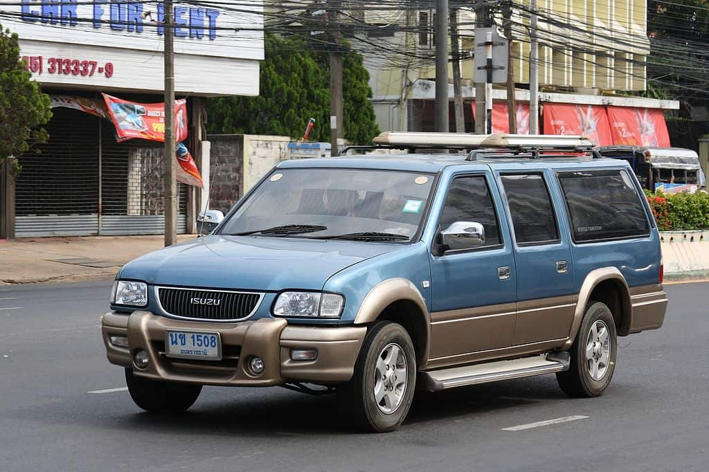 Unlikely Carmaking Countries: Thailand