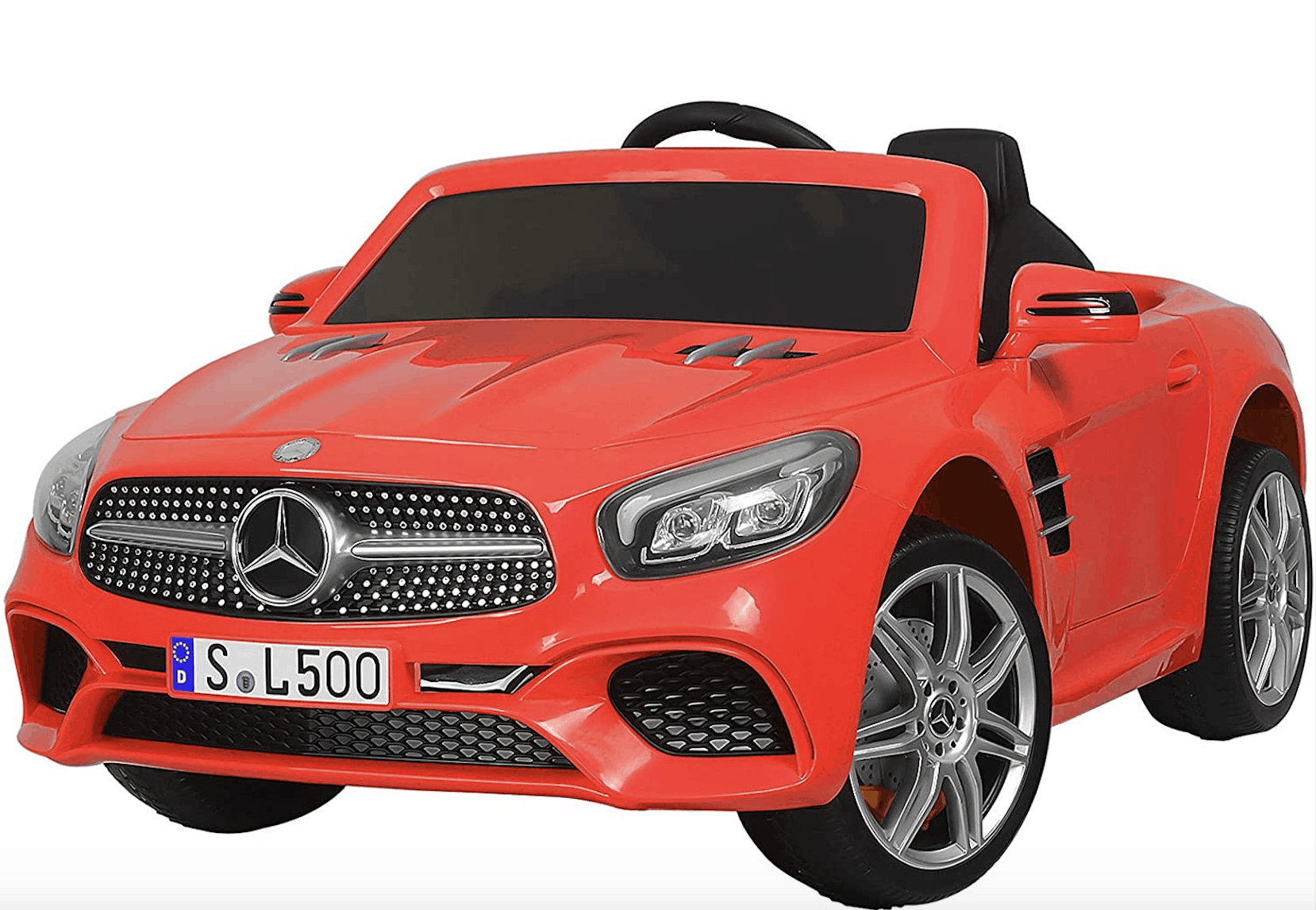 Mercedes-Benz SL500 Kids Electric Car