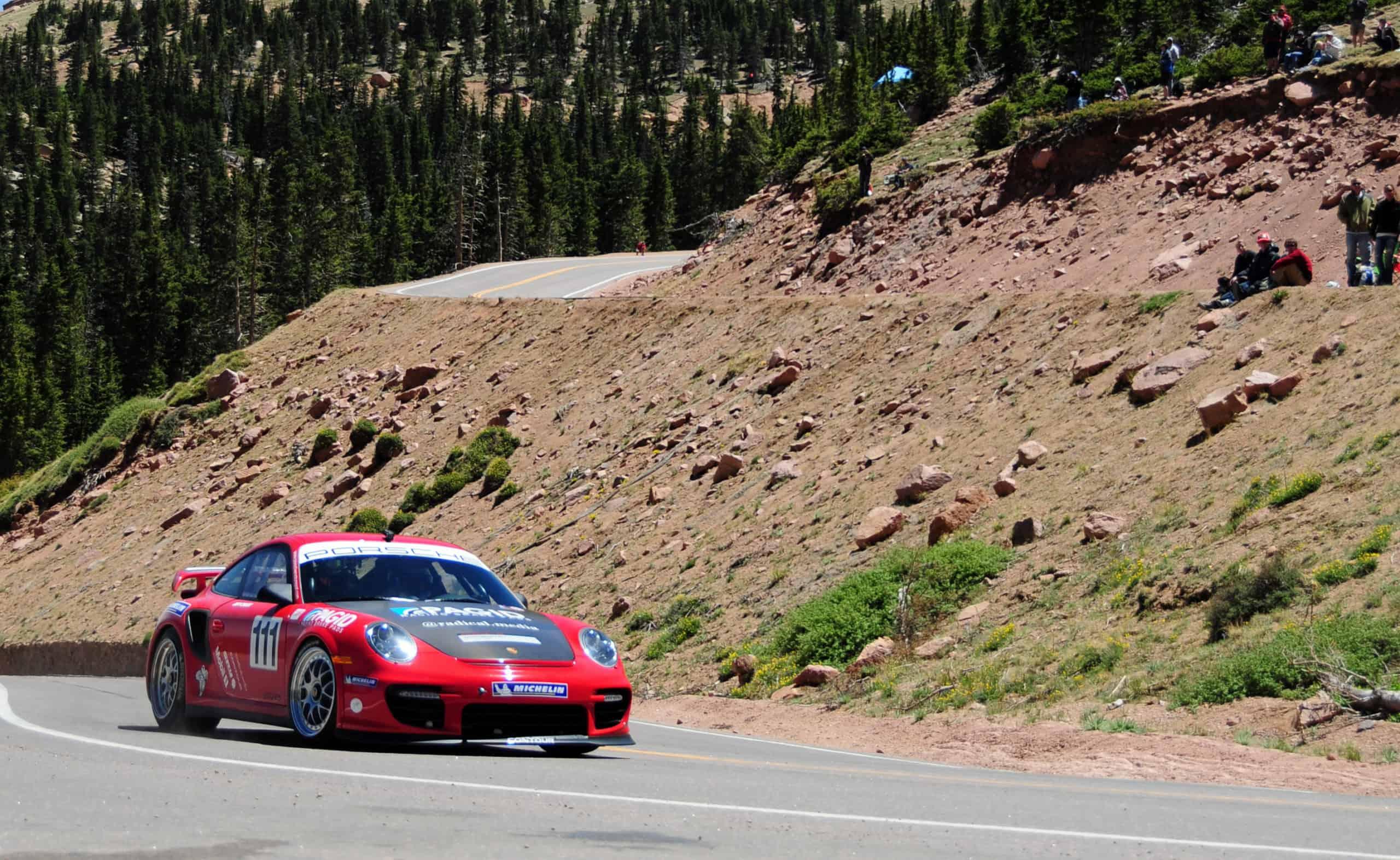 eff Zwart Porsche 997 GT2 RS PPIHC 2011