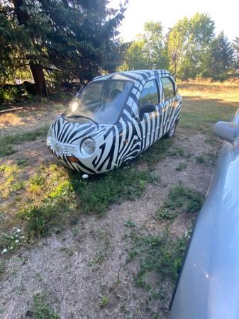 2007 Zap Zebra