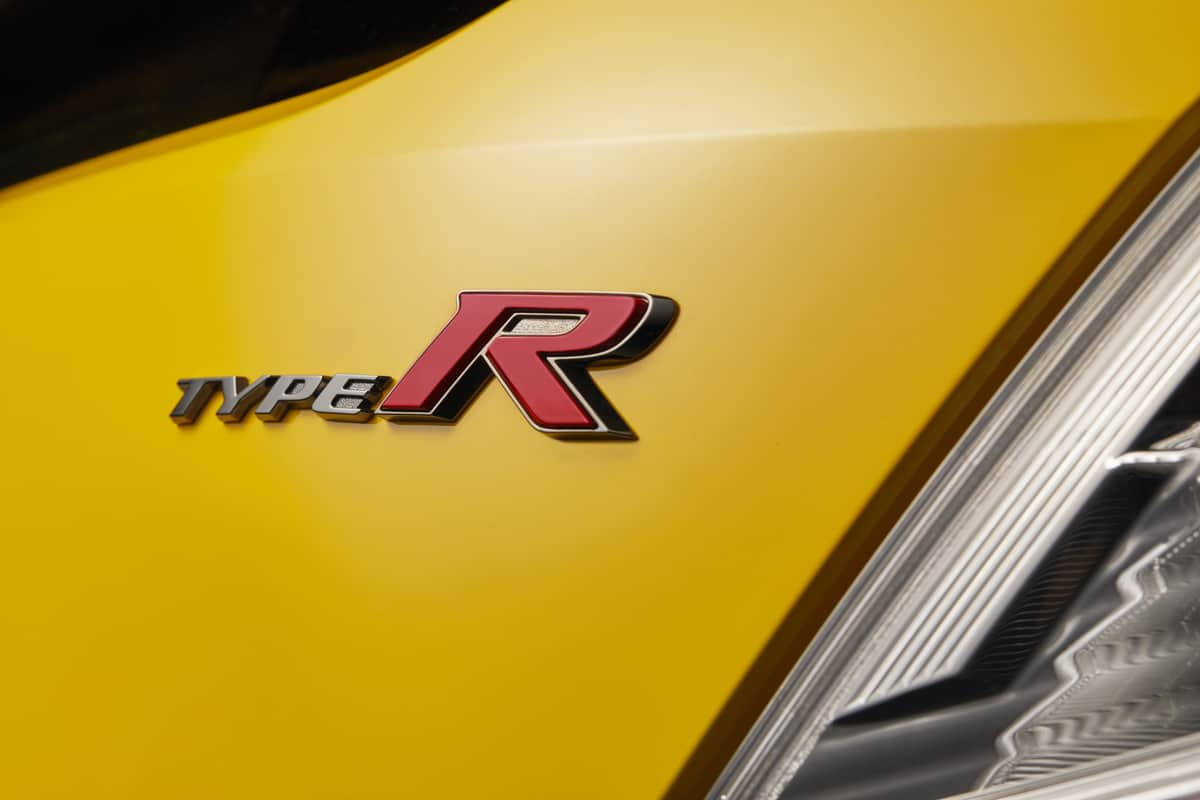 2021 Honda Civic Type R Limited Edition logo