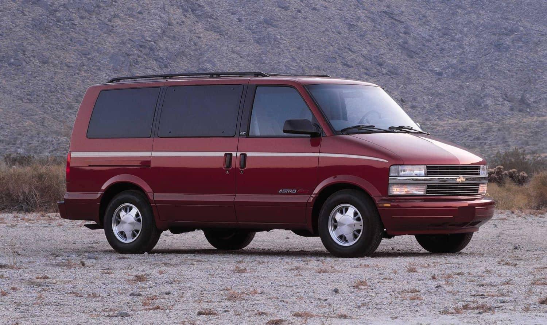 Chevrolet Astro AWD van