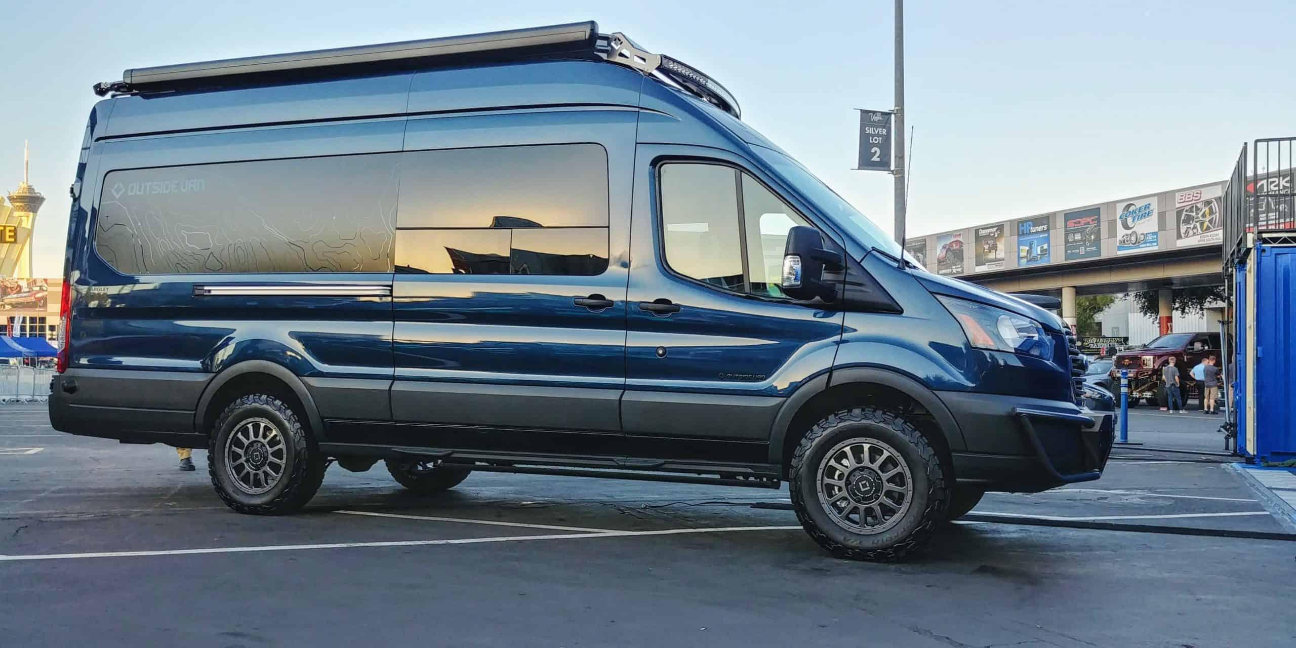 Ford Transit AWD van