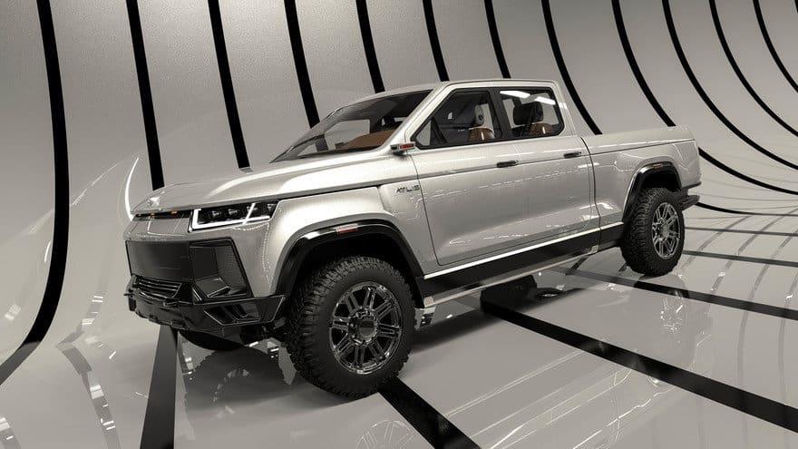 Atlis electric truck