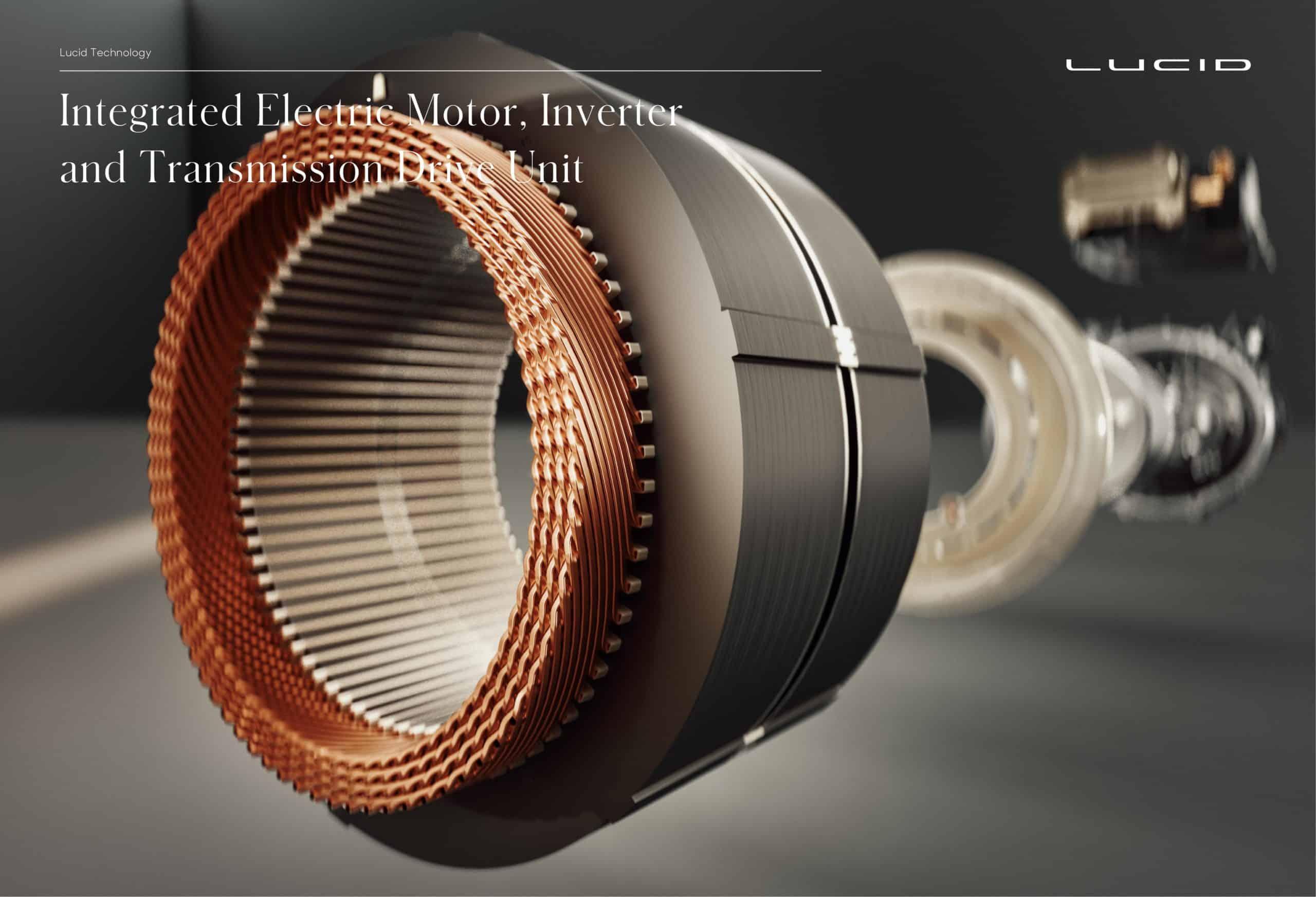 Lucid Motors Air Transmission