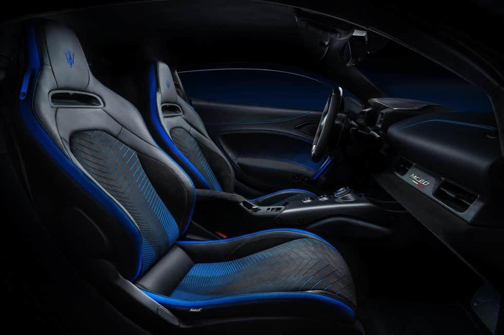 Maserati MC20 reveal