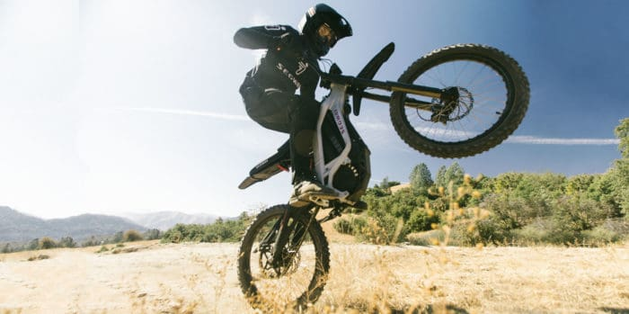 Segway Motorcycle